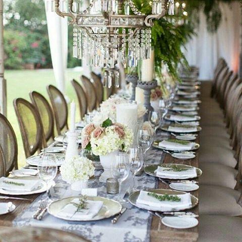 Resultado de imagem para casamento mesa coletiva